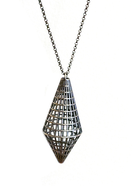 Grid Drop Pendant