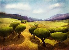 Western Grove by Deanna Henion (Pigment Print)
