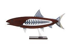 Bonefish by Mark Gottschalk (Wood & Metal Sculpture)