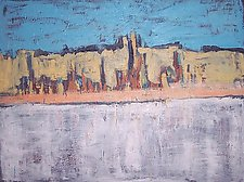 Landscape 2007 by Elisa Root (Oil Painting)