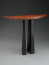 Manta by David Kiernan (Wood Console Table)