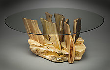 Formations Coffee Table by Aaron Laux (Wood Coffee Table)