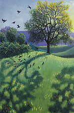 Golden Morning by Wynn Yarrow (Giclee Print)