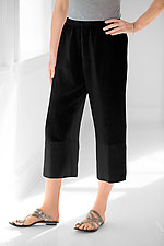 Linen Extreme Cuff Pant by Planet   (Linen Pant)