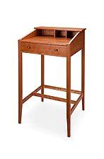 Standing Desk by Tom Dumke (Wood Desk)