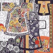 Kimono I by Susan Rosman (Pigment Print)