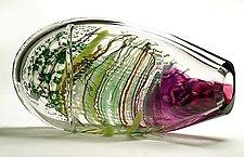 Maglione by Randi Solin (Art Glass Vessel)