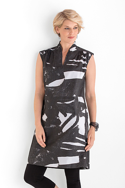 Paperbag Shift Dress