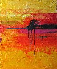 Fandango by Katherine Greene (Acrylic Painting)