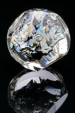 Matrix Reloaded (Reconstructed) by Benjamin Silver (Art Glass Paperweight)