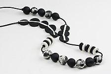 Kate Necklace by Klara Borbas (Polymer Clay Necklace)