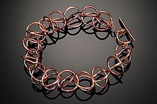 Brass in Pocket Bracelet by Randi Chervitz (Bronze Bracelet)