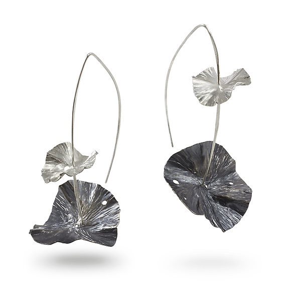 Lily Pad Earrings