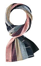 Mack by Margo Petitti (Silk, Linen & Wool Scarf)