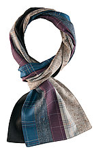 Jack by Margo Petitti  (Silk, Linen & Wool Scarf)