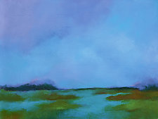 Lowlands by Filomena Booth (Acrylic Painting)