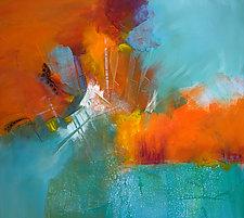 Movement by Nicholas Foschi (Acrylic Painting)