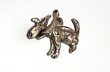 Chaka Dog Hook by Rosalie Sherman (Metal Hardware)