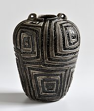 Ancient Jar 323 by Boyan Moskov (Ceramic Sculpture)