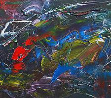 Ikigai II by Jerry Hardesty (Acrylic Painting)
