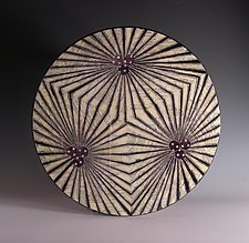 Trio by Patty Carmody Smith (Mixed-Media Wall Sculpture)
