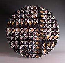 Quartet by Patty Carmody Smith (Mixed-Media Wall Sculpture)