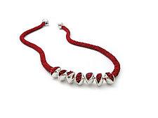 Shell Necklace by Claudia Fajardo (Beaded Necklace)