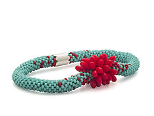 Rice Grain Bracelet by Claudia Fajardo (Beaded Bracelet)