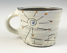 I Receive Miracles Mug by Noelle VanHendrick and Eric Hendrick (Ceramic Mug)