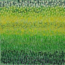 Meadow Lark by Lynne Taetzsch (Acrylic Painting)