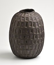 Small Jar-Vase by Boyan Moskov (Ceramic Vessel)