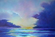 Nightfall by Filomena Booth (Acrylic Painting)