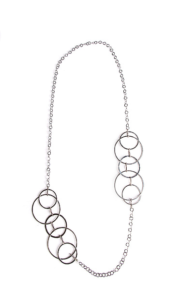 Long Circular Necklace
