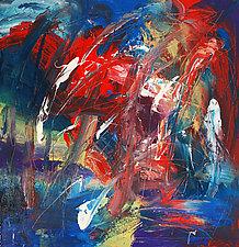 Celebration by Jerry Hardesty (Oil Painting)