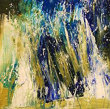Kwid 28 by Jerry Hardesty (Acrylic Painting)
