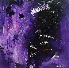 Ikigai III by Jerry Hardesty (Acrylic Painting)