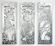 The Band by Marsh Scott (Metal Wall Sculpture)