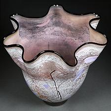 Mellow Melon by Eric Bladholm (Art Glass Bowl)