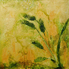Sea Oats II by Stephen Yates (Acrylic Painting)