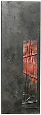 Wallpiece 10.09 by David M Bowman and Reed C Bowman (Metal Wall Sculpture)