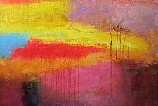 Far, Far Beyond 1 by Katherine Greene (Acrylic Painting)