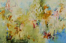 Exuberant Spring by Karen Scharer (Oil Painting)