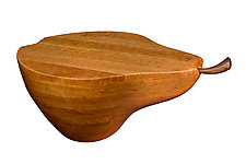 Pear Opus One by Mark Levin (Wood Coffee Table)
