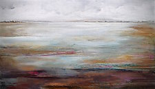 Marshland by Karen  Hale (Acrylic Painting)