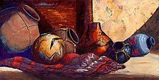 Pottery by Ritch Gaiti (Giclee Print)