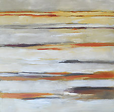 Sunset Tide by Filomena Booth (Acrylic Painting)