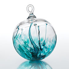 Splash! by Luke Adams Glass (Art Glass Ornament)