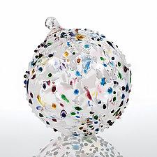 Rock Candy by Kevin Boyce (Art Glass Ornament)