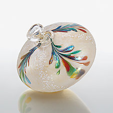 Yuletide Heirloom by Bryce Dimitruk (Art Glass Ornament)