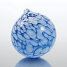 Cirrus by Angelo Fico (Art Glass Ornament)